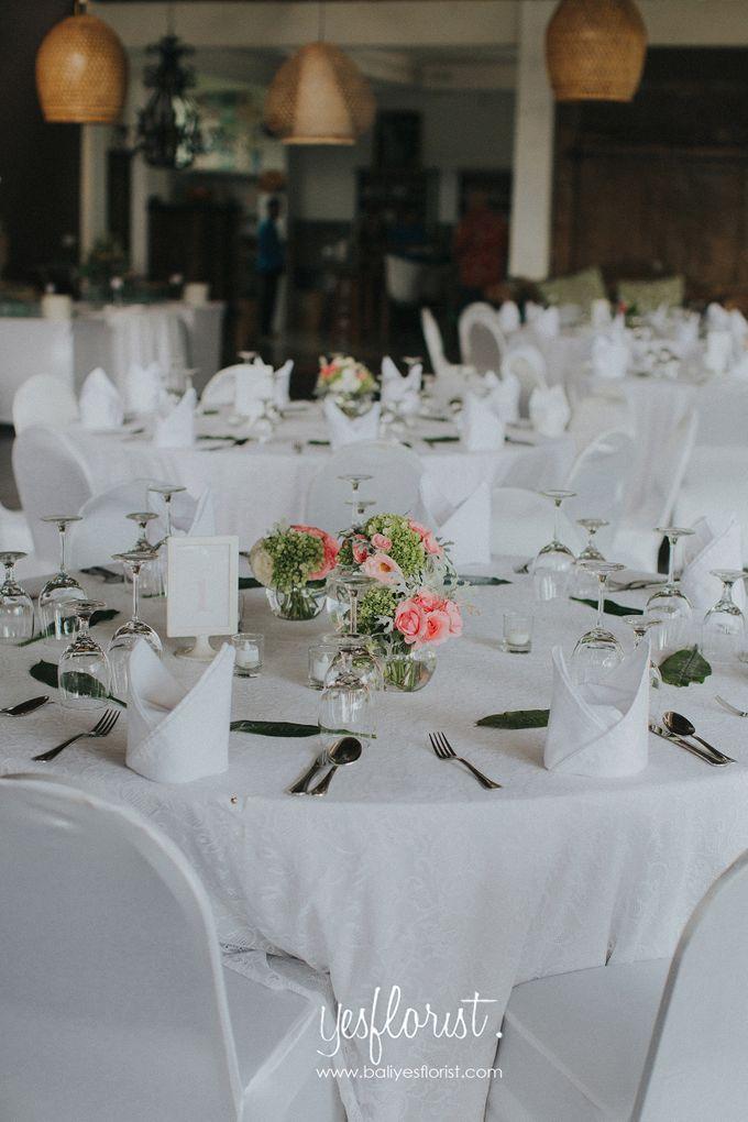 Wedding of Richardo & Hyewon by Bali Yes Florist - 006