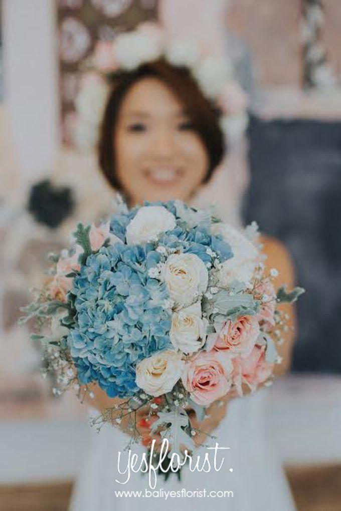 Wedding of Richardo & Hyewon by Bali Yes Florist - 001