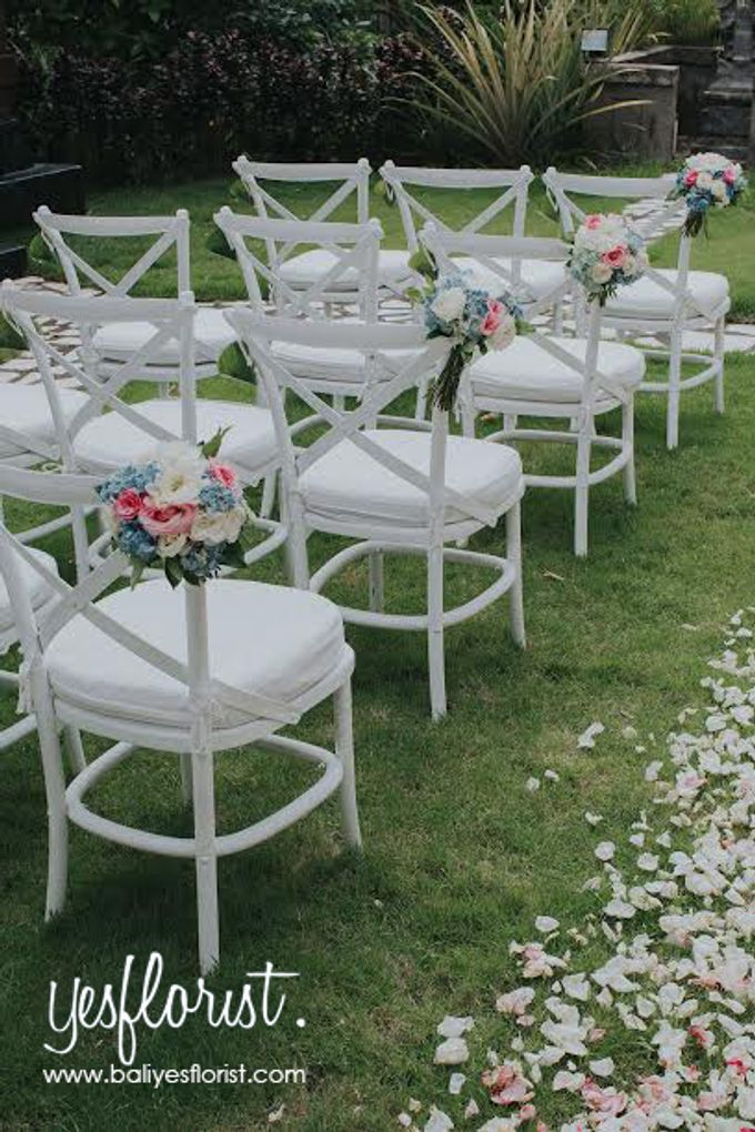 Wedding of Richardo & Hyewon by Bali Yes Florist - 004