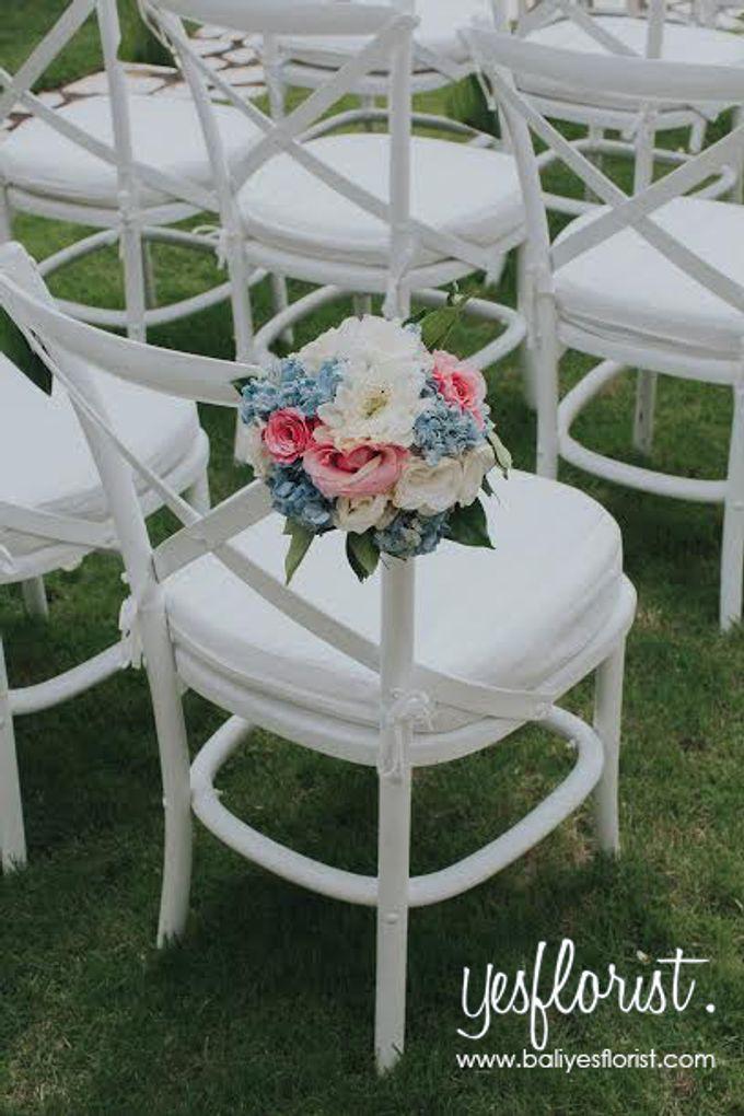 Wedding of Richardo & Hyewon by Bali Yes Florist - 005