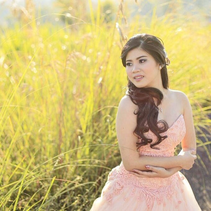 Prewedding Makeup Hairdo by Ira Makeup Artist - 017