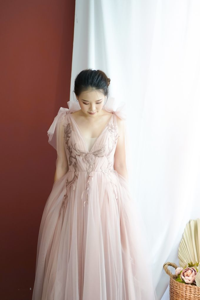 Wedding Gown by Le Clemmie by Amelia - 007