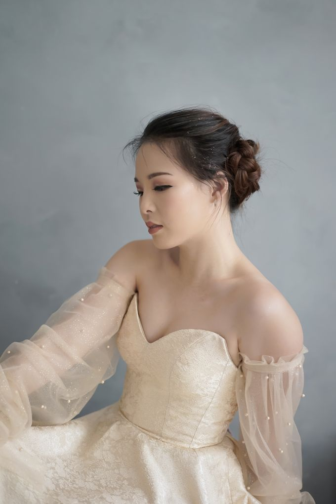 Wedding Gown by Le Clemmie by Amelia - 009