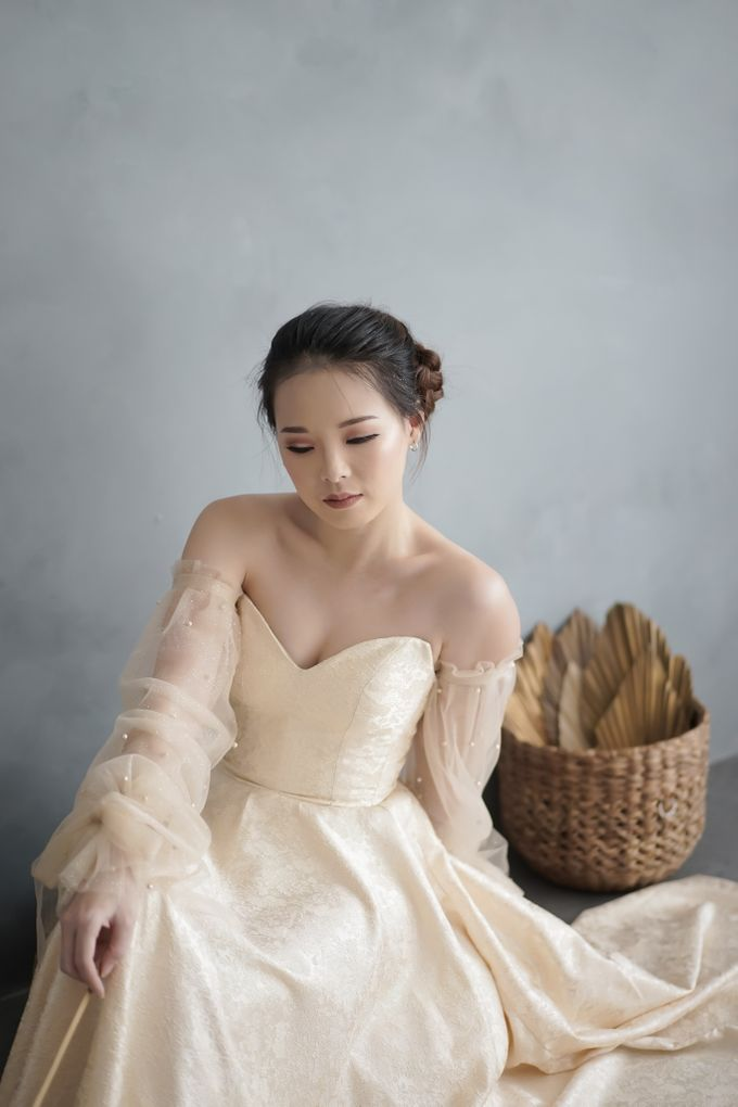 Wedding Gown by Le Clemmie by Amelia - 001
