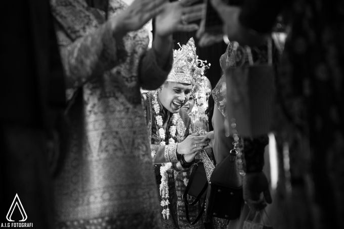 Wedding Moment Of Wiwit And Firli. by AIG FOTOGRAFI - 004