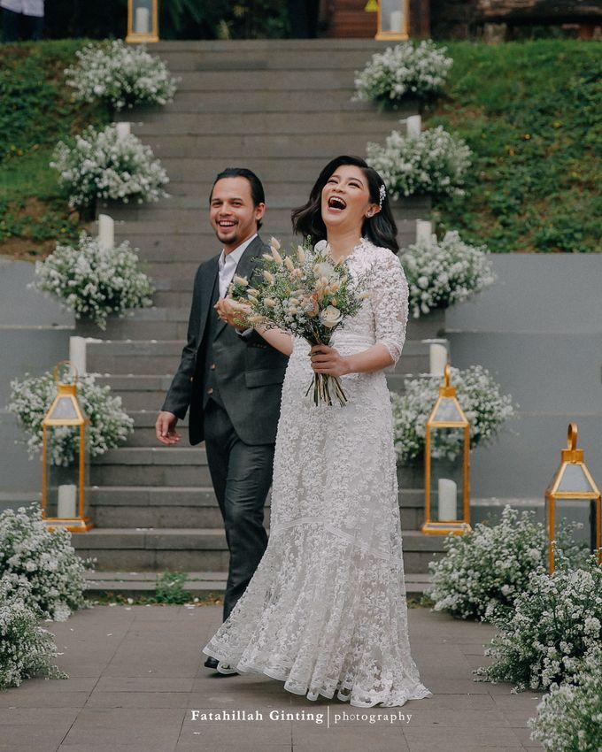 Rara & Deva - Wedding Reception by Patron Wedding Organizer Yogyakarta - 021