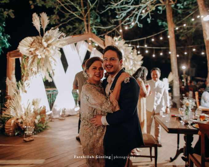 Rara & Deva - Wedding Reception by Patron Wedding Organizer Yogyakarta - 043