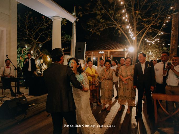 Rara & Deva - Wedding Reception by Patron Wedding Organizer Yogyakarta - 040