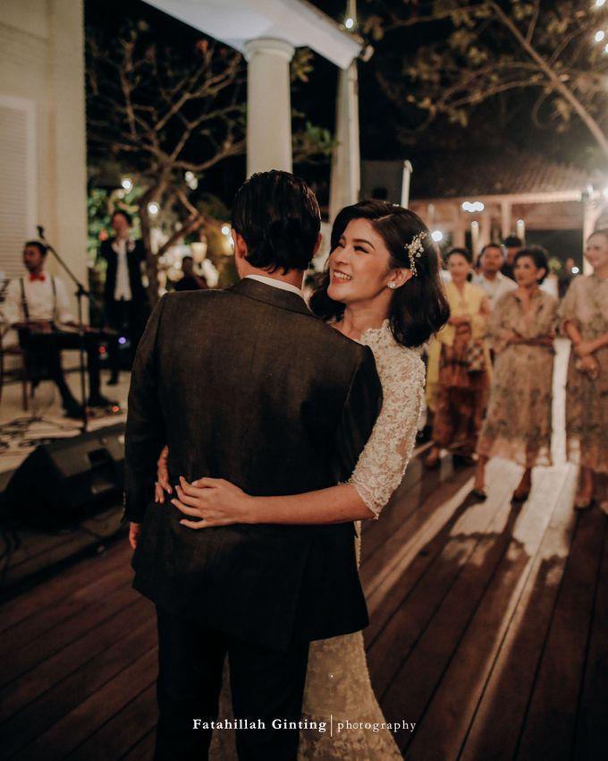 Rara & Deva - Wedding Reception by Patron Wedding Organizer Yogyakarta - 037