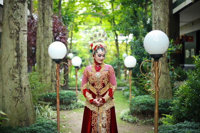 The Weddng Of Dewi & Riskyan by R A Picture - 001