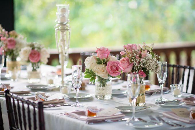 Hacienda Magical Wedding by Creating Weddings Group - 002