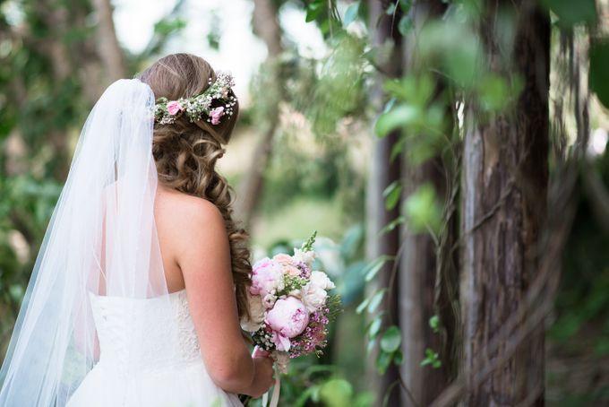 Hacienda Magical Wedding by Creating Weddings Group - 004
