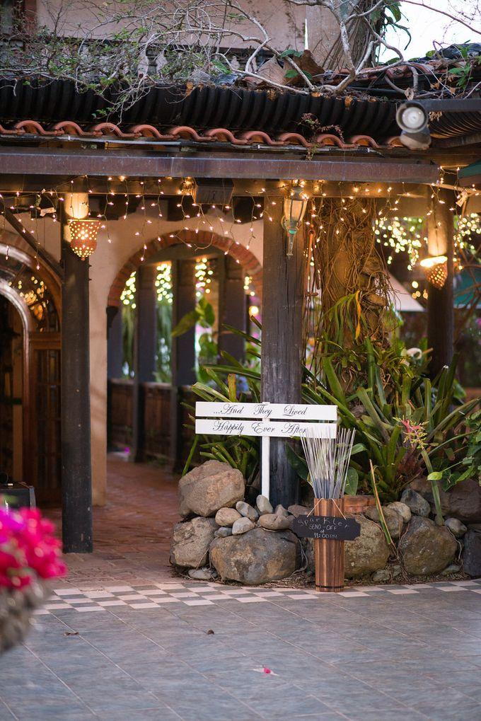 Hacienda Magical Wedding by Creating Weddings Group - 008