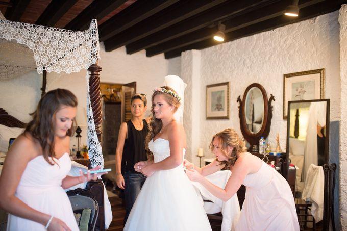Hacienda Magical Wedding by Creating Weddings Group - 007