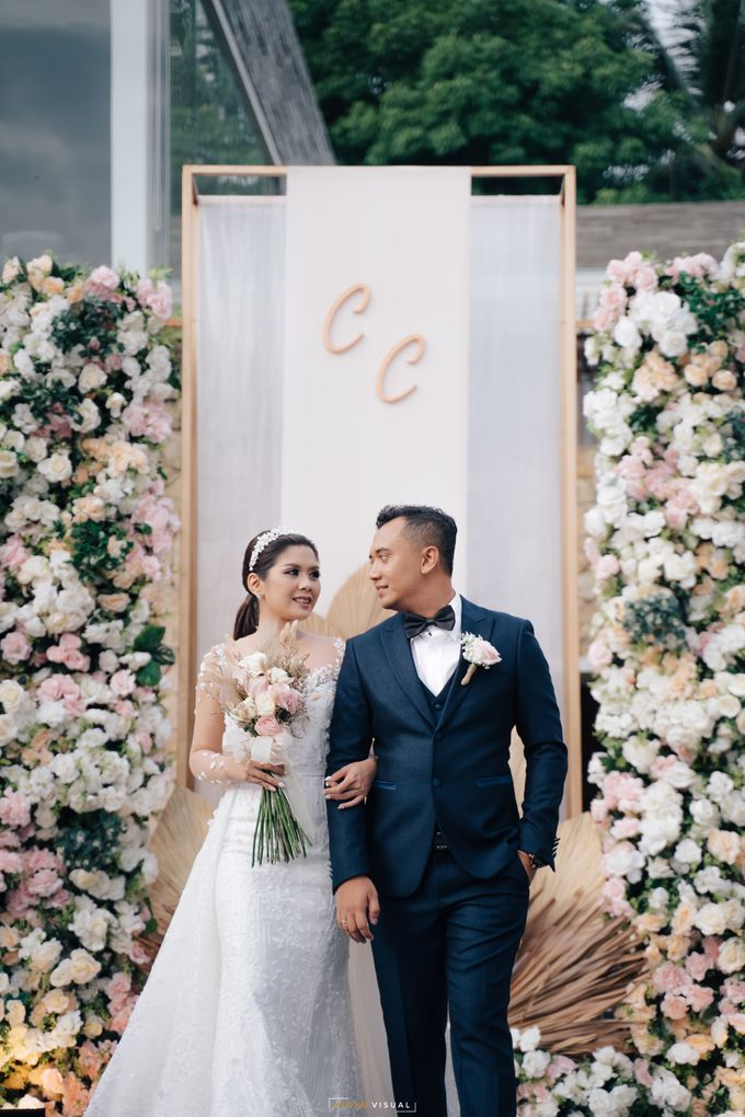 The Wedding Of Christian and Claudia by Kate Bridal and Couture - 001
