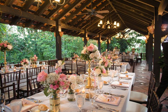 Hacienda Magical Wedding by Creating Weddings Group - 020