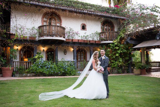 Hacienda Magical Wedding by Creating Weddings Group - 017