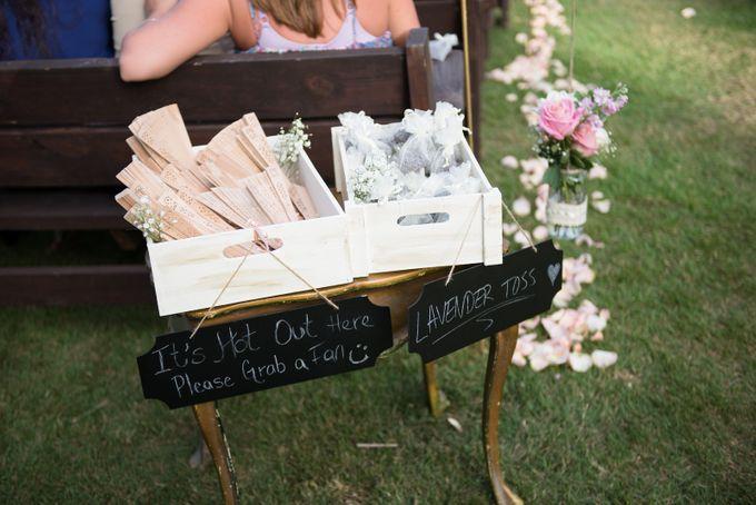 Hacienda Magical Wedding by Creating Weddings Group - 018