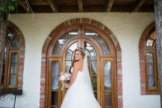 Hacienda Magical Wedding by Creating Weddings Group - 028