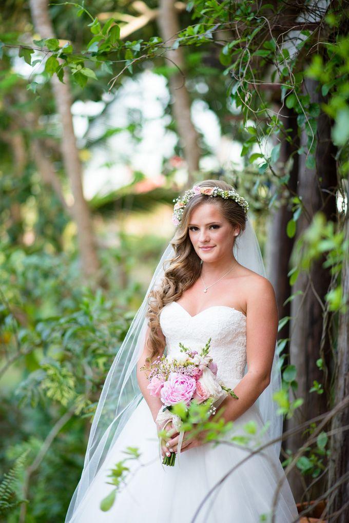 Hacienda Magical Wedding by Creating Weddings Group - 033