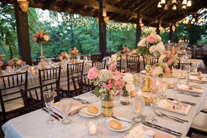 Hacienda Magical Wedding by Creating Weddings Group - 041