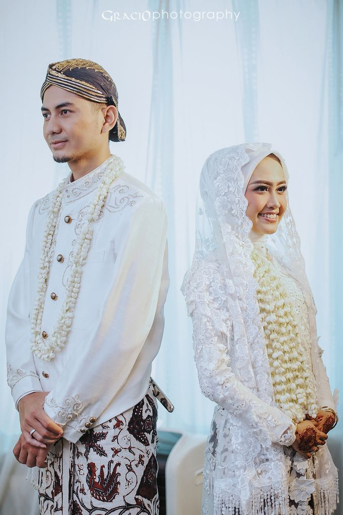 Wedding Pipit & Leo by Gracio Photography - 006