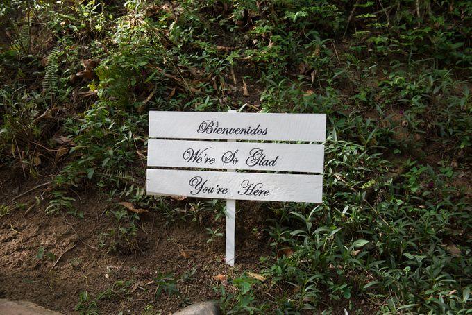 Hacienda Magical Wedding by Creating Weddings Group - 049