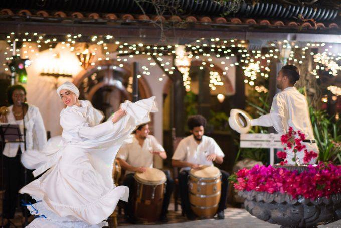 Hacienda Magical Wedding by Creating Weddings Group - 014