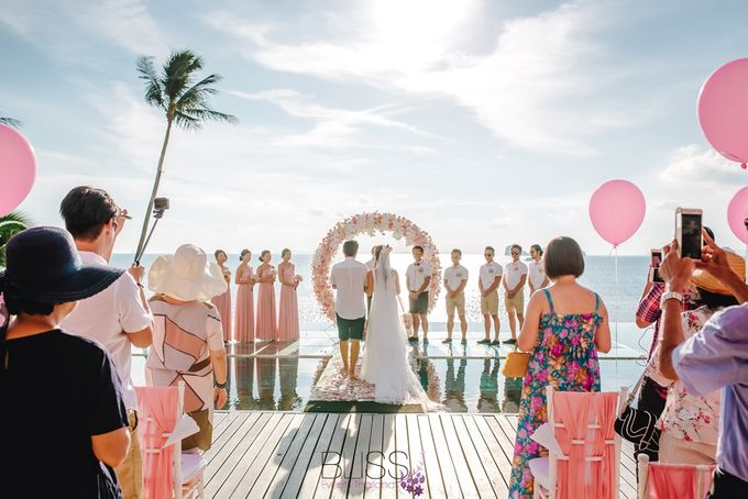 A wonderful over the water wedding at Conrad Koh Samui by BLISS Events & Weddings Thailand - 008