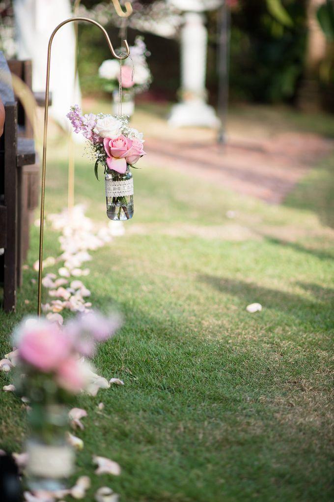 Hacienda Magical Wedding by Creating Weddings Group - 023