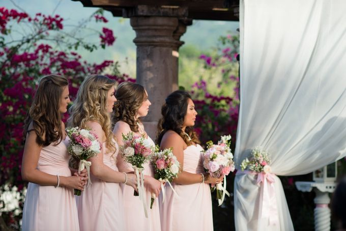Hacienda Magical Wedding by Creating Weddings Group - 026