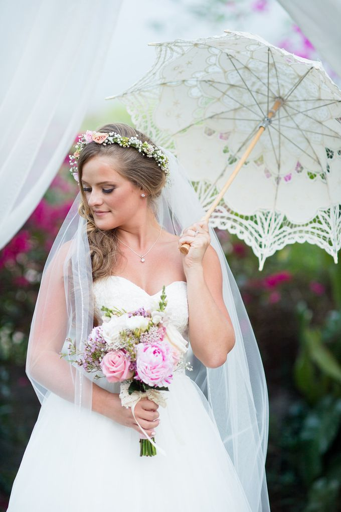 Hacienda Magical Wedding by Creating Weddings Group - 027
