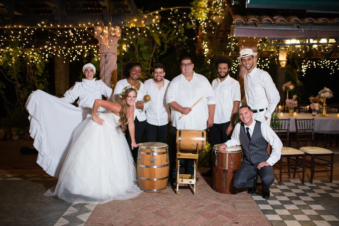 Hacienda Magical Wedding by Creating Weddings Group - 031