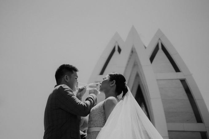 The Wedding of Irvan & Rita by Bali Wedding Atelier - 034