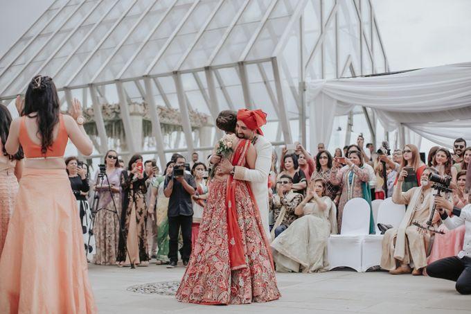 Gopal & Tripti Wedding day 3 by InterContinental Bandung Dago Pakar - 046