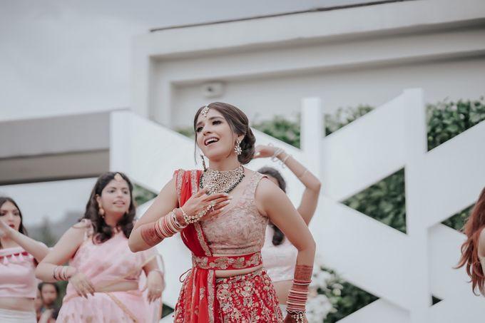 Gopal & Tripti Wedding day 3 by InterContinental Bandung Dago Pakar - 047