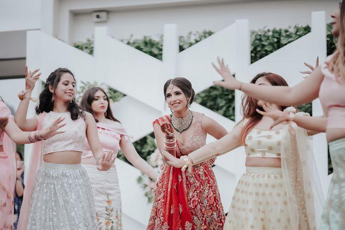 Gopal & Tripti Wedding day 3 by InterContinental Bandung Dago Pakar - 048