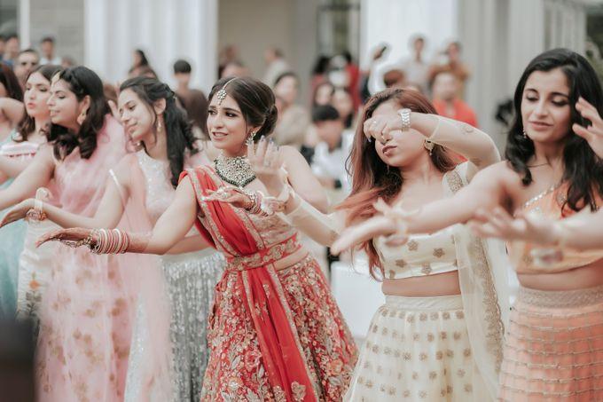 Gopal & Tripti Wedding day 3 by InterContinental Bandung Dago Pakar - 049