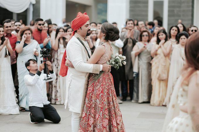 Gopal & Tripti Wedding day 3 by InterContinental Bandung Dago Pakar - 050