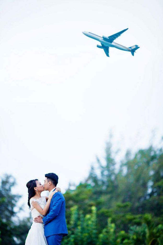 Pre Wedding Shoot ♥Daryl & Iris by Gin Tan makeup artist - 001