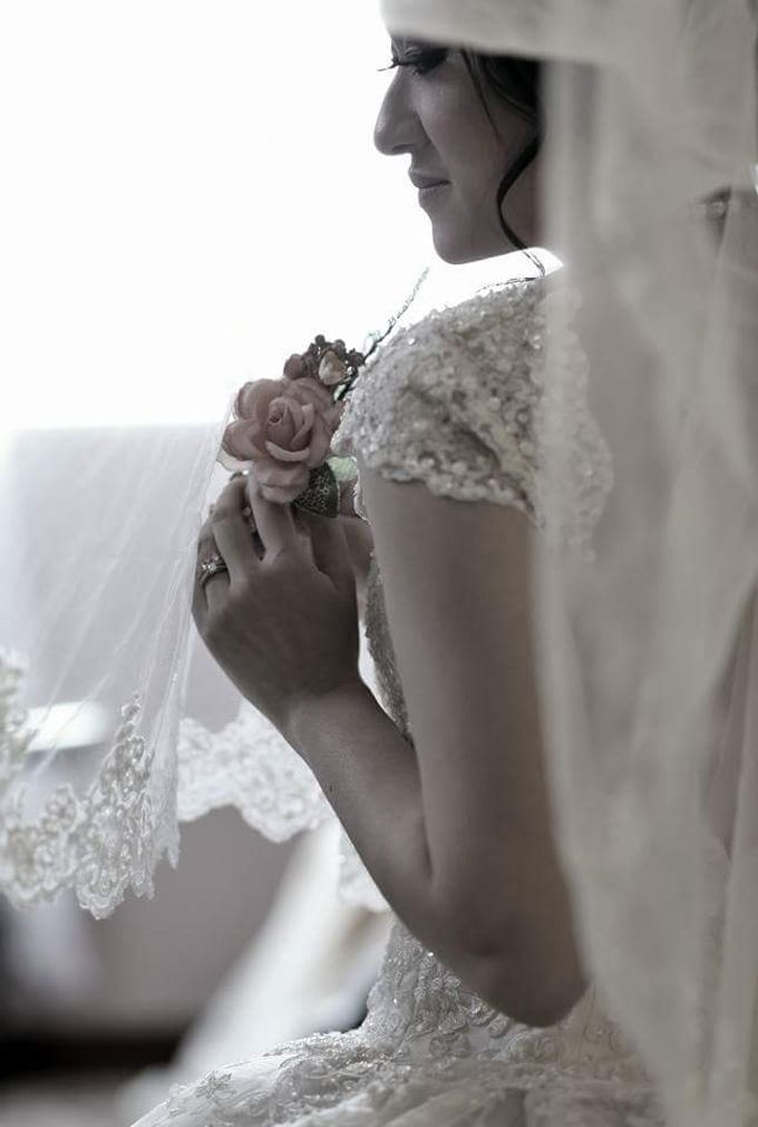 Wedding Day Of Gianzo & Stephanie by Edelweis Organizer - 005