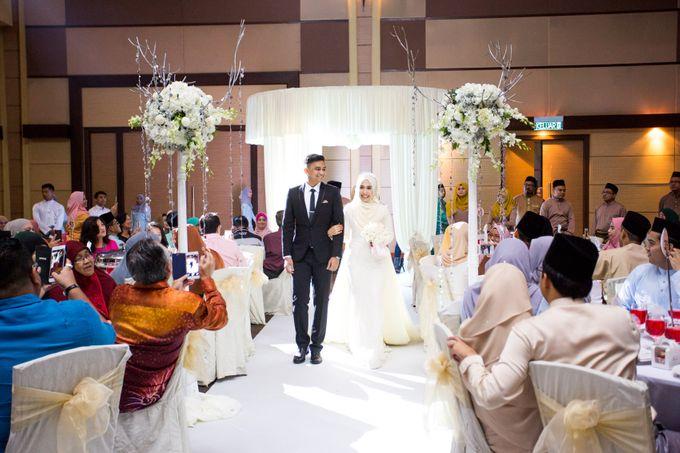 MALAY WEDDING RECEPTION by ARJUNA CIPTA - 012