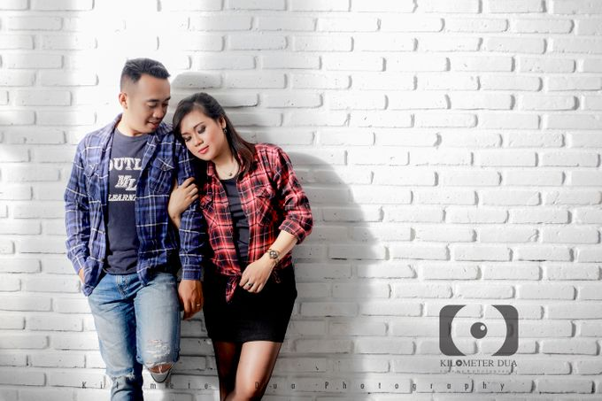 Egha & Dika Love Story by Kilometer Dua Cinema - 001