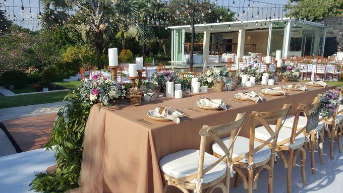Sunset Garden Party by d'Oasis Florist & Decoration - 030