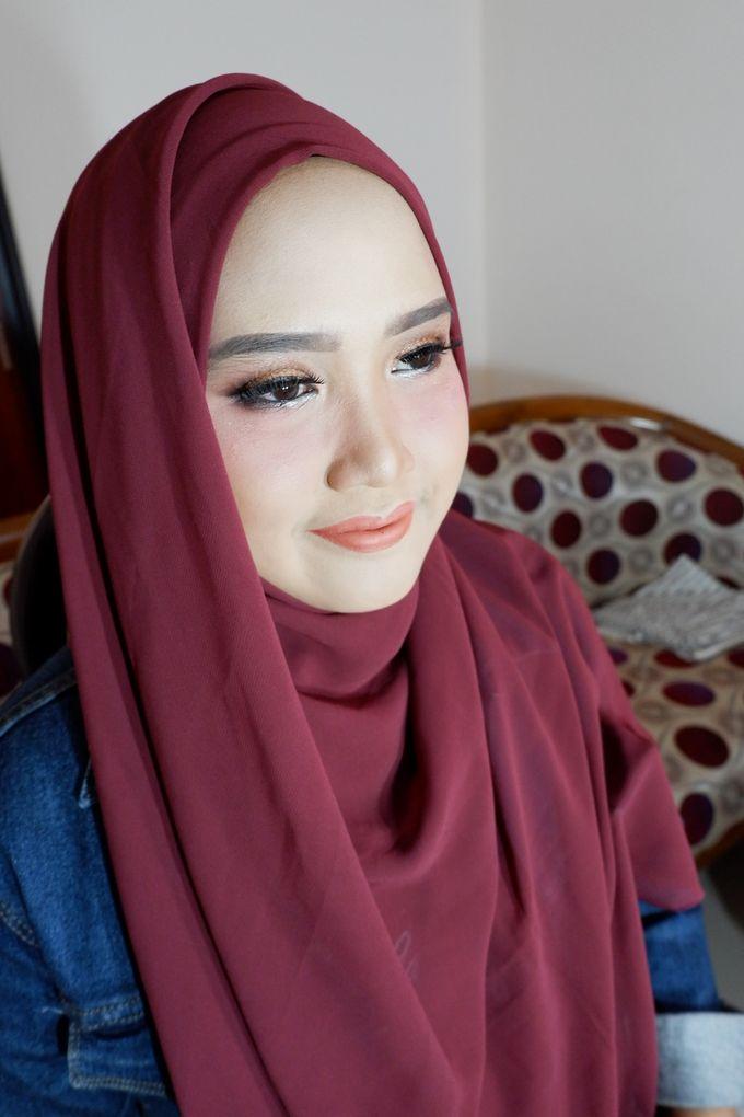 Natural Makeup party by awmodis.makeup - 005