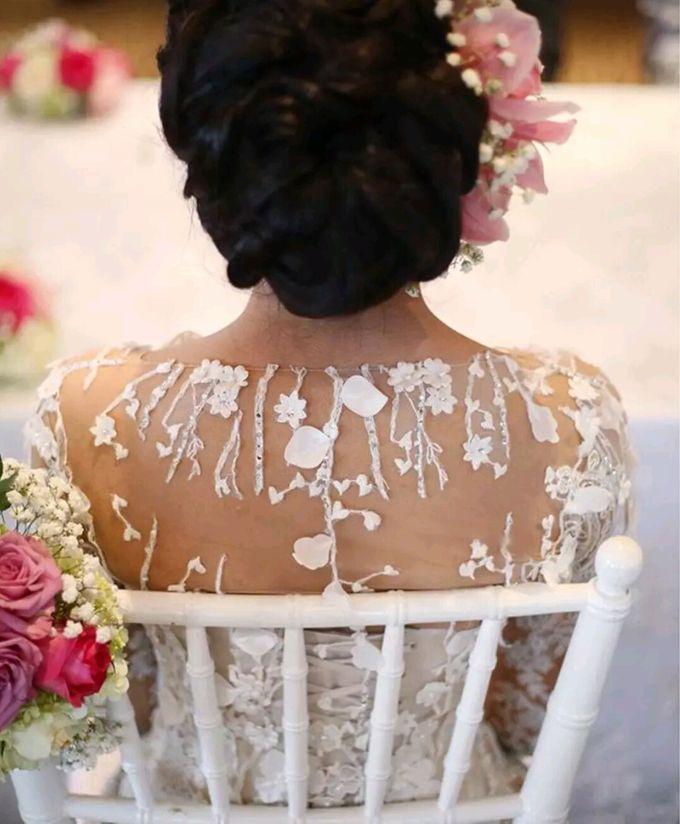 Arina & Therza Wedding Day by FANNY KARTIKA - 002