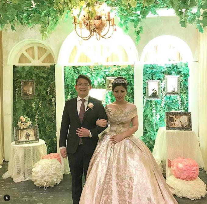 Ms.Lisia & Mr.Nicholas Wedding by Meedjin Couture - 007