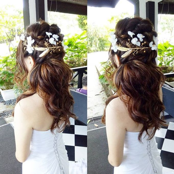 Bridal Makeovers by Star Glamour Artistry Pte Ltd - 003