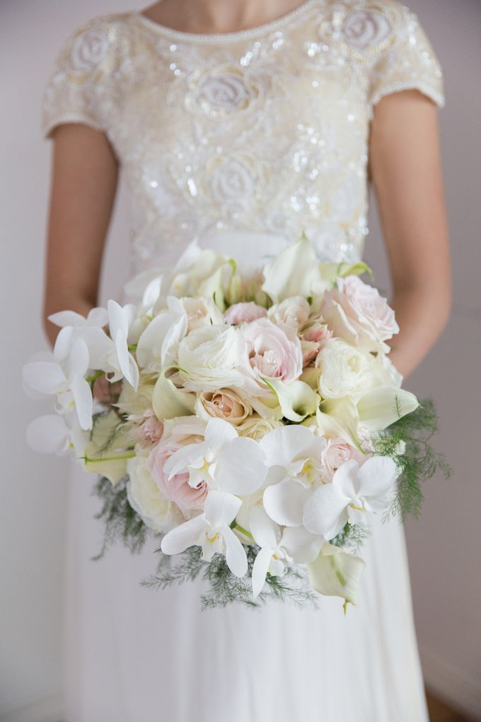 Graceful And Chic by Floral Design By Lili - 005