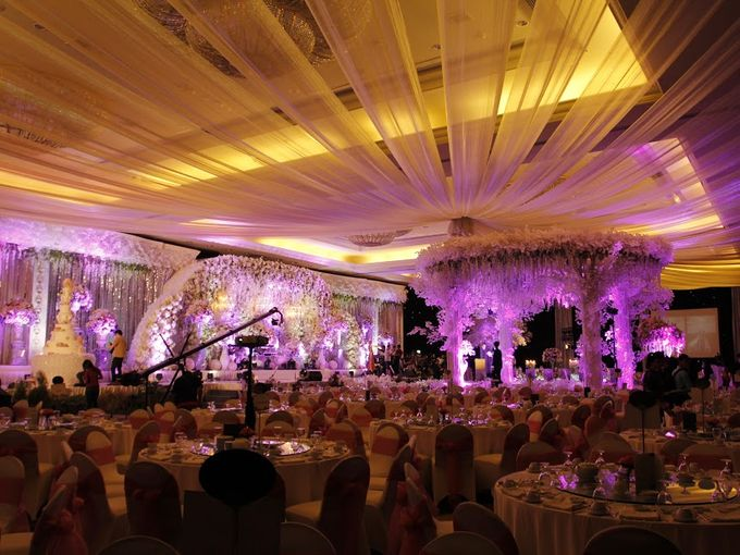 Wedding by JW Marriott Hotel Surabaya - 009